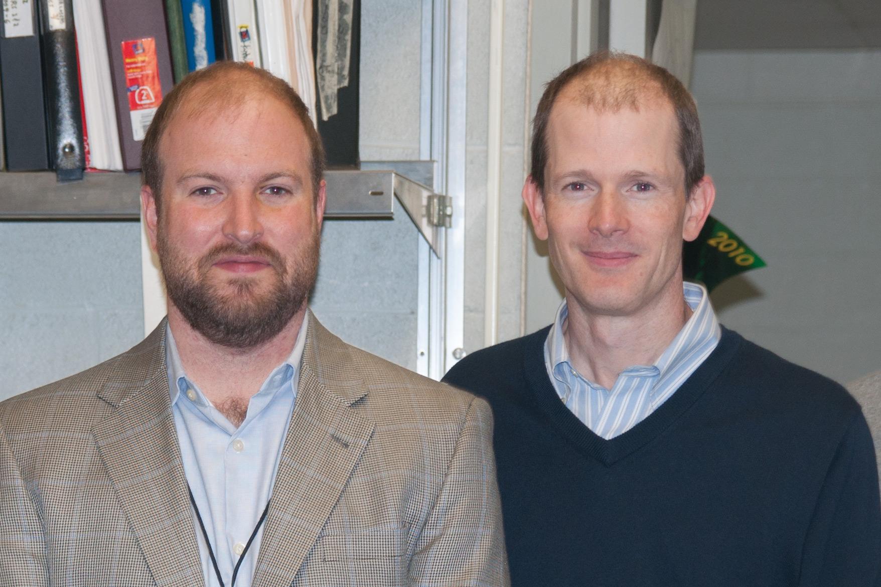J. J. Wathen Defends Ph.D. Thesis