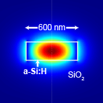 Non-instantaneous optical nonlinearity of an a-Si:H nanowire waveguide