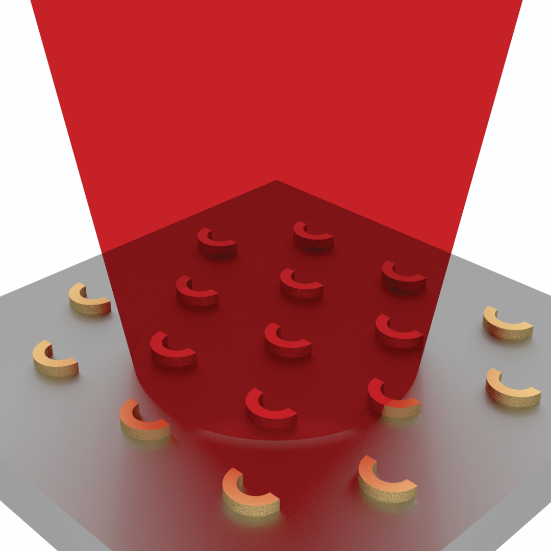 You are currently viewing Plasmonic nanoarcs: a versatile platform with tunable localized surface plasmon resonances in octave intervals